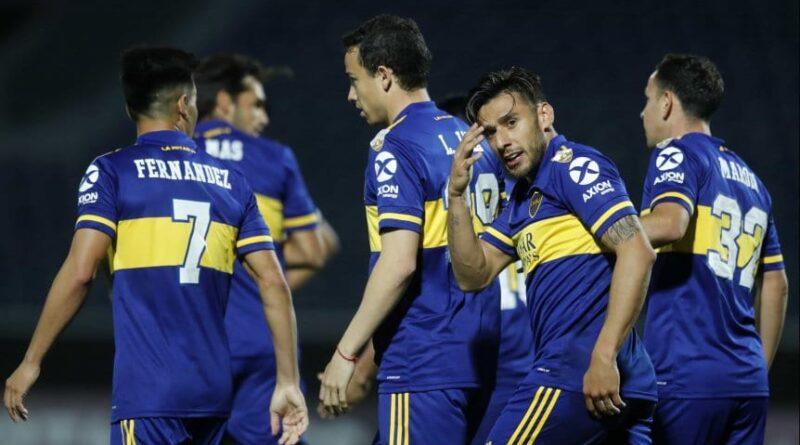 Boca visita al DIM con la obligación de ganar para encaminar la clasificación