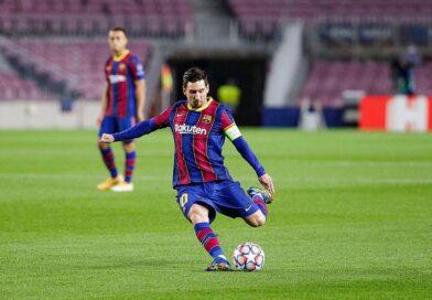 Messi abrió el camino en la goleada del Barcelona ante Ferencvaros