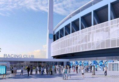 La Academia anunció una inversión de 20 millones de dólares y un plan a cinco años para renovar su estadio.