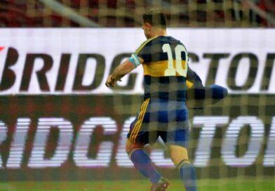 Boca gano en Brasil y dio el primer paso para enfrentar a Racing en cuartos