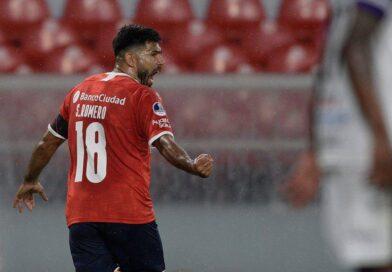Independiente gano y enfrentara a Lanús en Copa Sudamericana