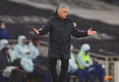 Con Mourinho en la cuerda floja, Tottenham piensa en Nagelsmann