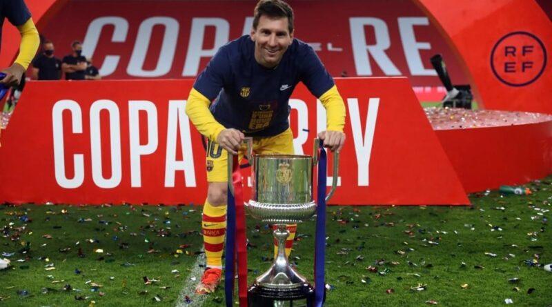 """Messi rompió el silencio tras ganar otro título con Barcelona: """"Es una copa muy especial para mí"""""""