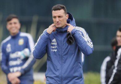 Scaloni prepara la lista de 23 convocados para eliminatorias
