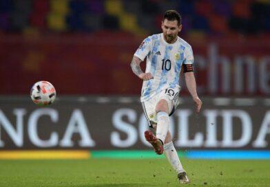 Messi: «Llegó el momento de dar un golpe y ganar esta Copa América»