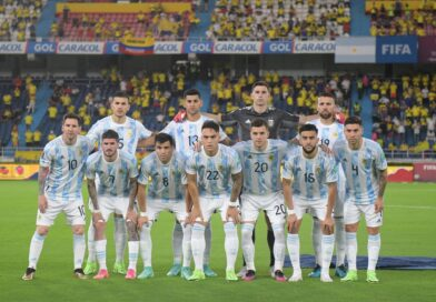 Argentina enfrenta a Chile por la Copa América