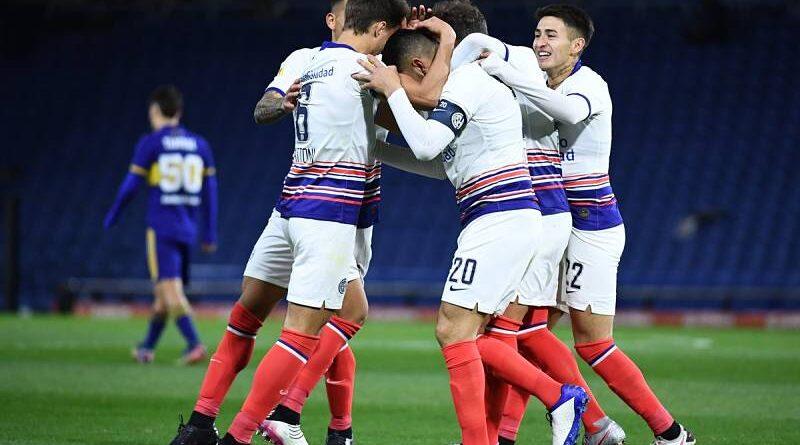 San Lorenzo derroto a un Boca alternativo lleno de juveniles