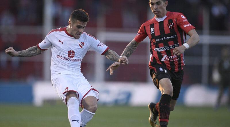 Independiente recibe a Patronato uno de los punteros del torneo