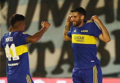 Boca volvió a ganar y continua invicto desde la llegada de Battaglia